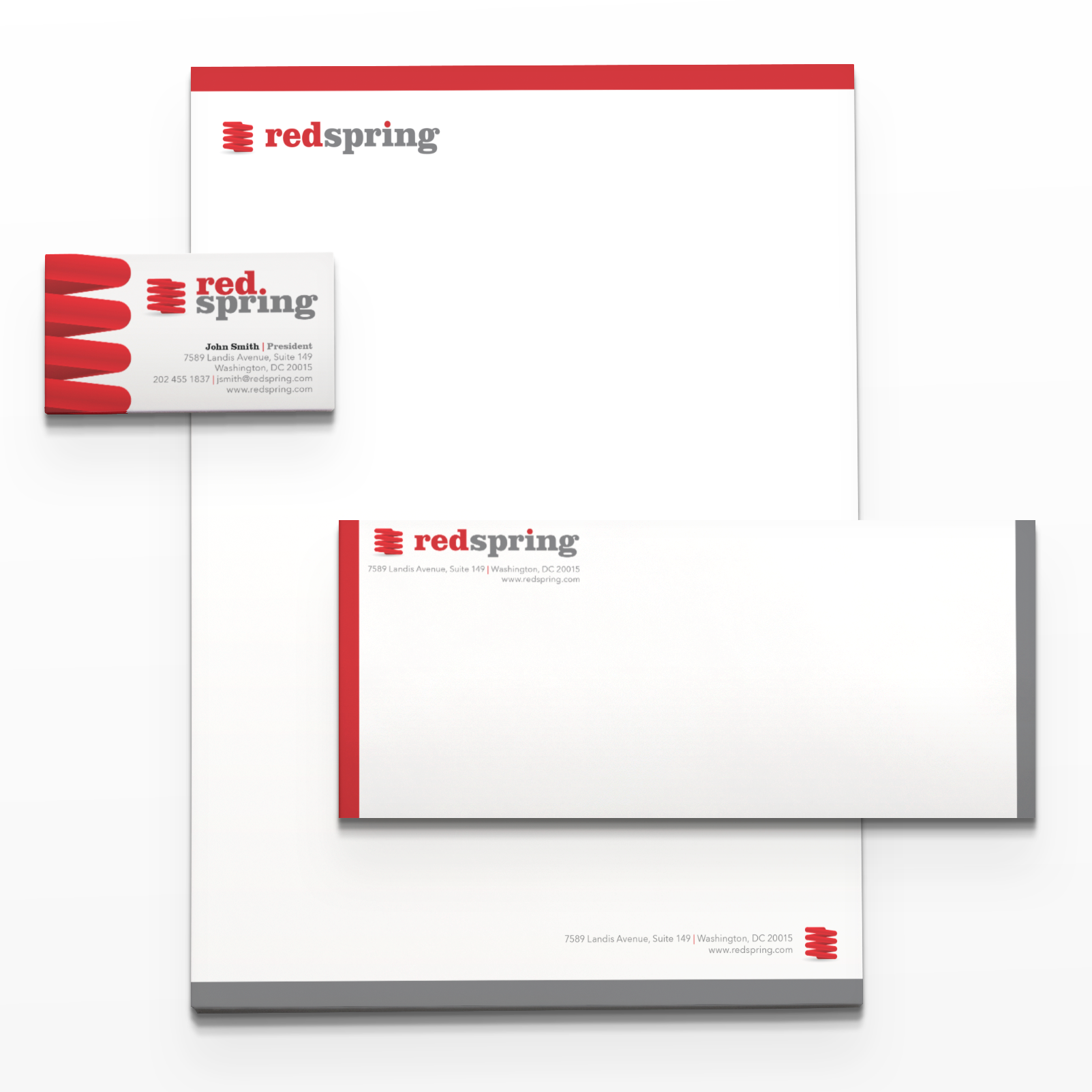 Tradeshow display exhibit design inspired iris imaging business cards letterhead envelopes forms reheart Gallery